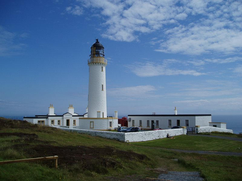 Lightkeeper's Cottage, Mull of Galloway Lighthouse