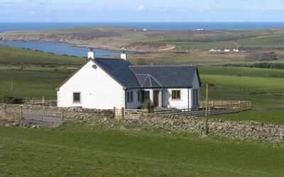 Kirkbride Farm Cottages, Port Logan