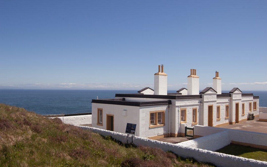 Puffin House, Mull of Galloway Lighthouse