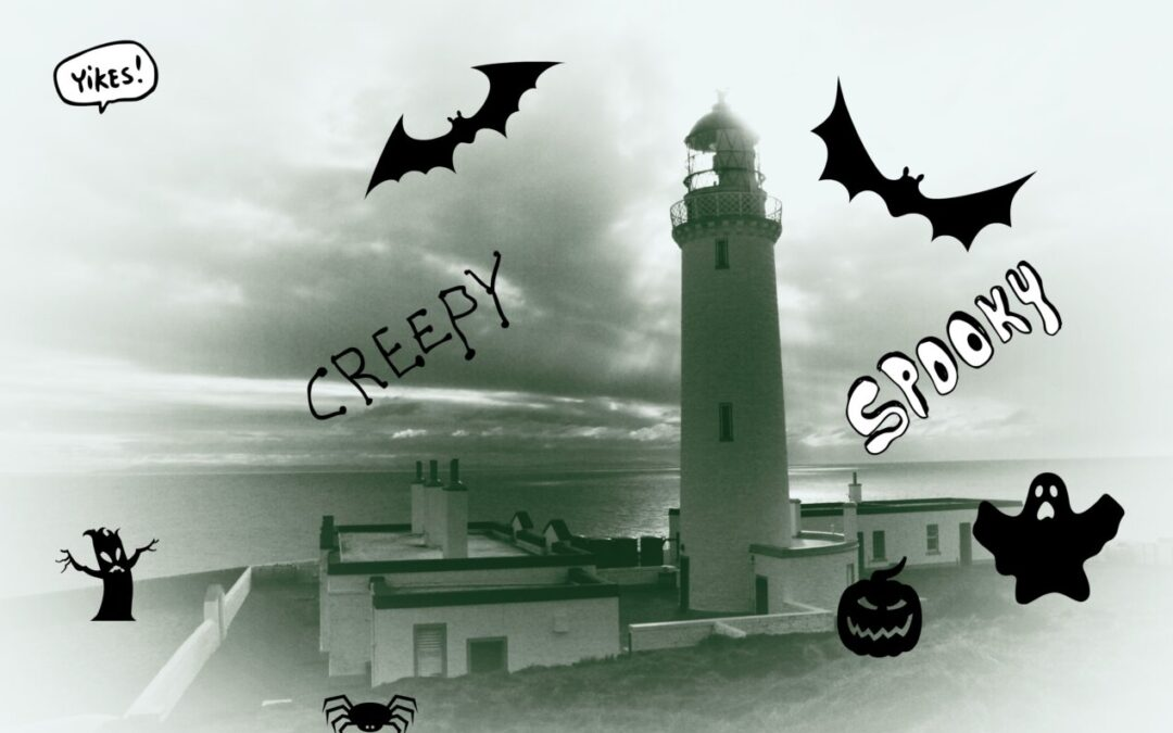 SPOOKtober Halloween at the Mull of Galloway