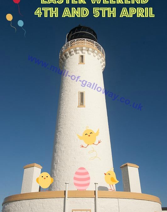 Easter at the Mull of Galloway