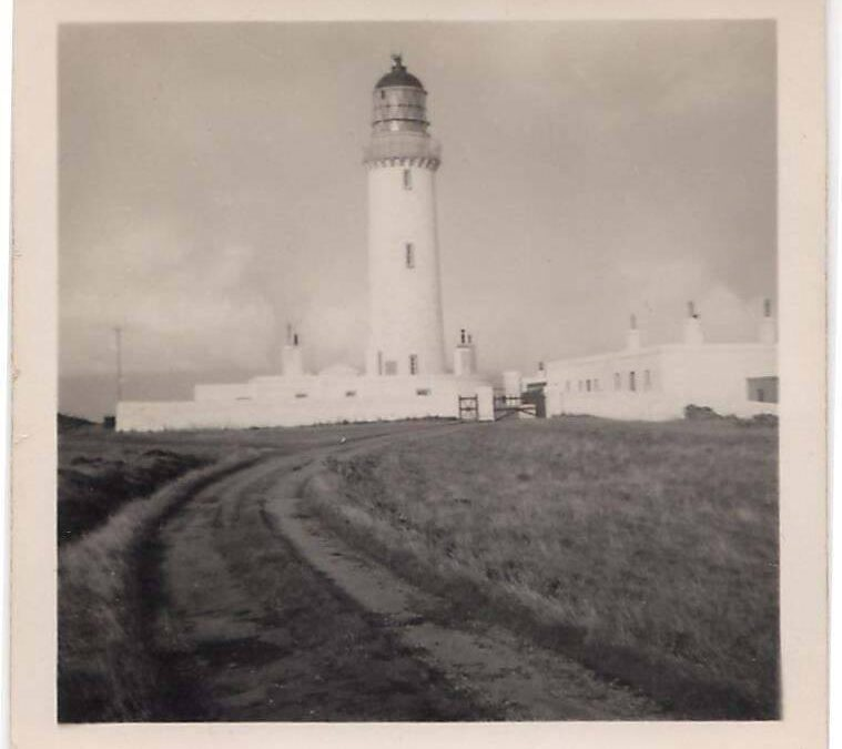 The Mull of Galloway Lighthouse