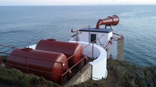 The Foghorn